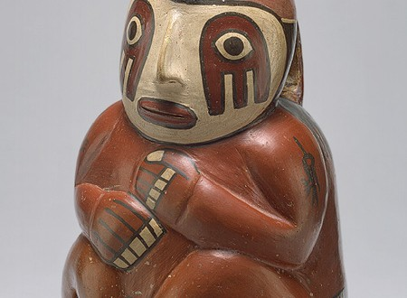 Fig. 1 Nazca Figure Bottle
