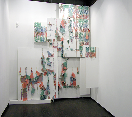 Elana Herzog, Southern Lights, Installation view