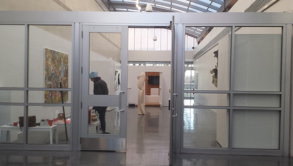 3 Curators Office Visit