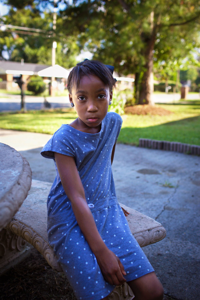 Taniya- Eight year old, shot by her fellow 3rd grader in their school classroom. He found the gun in his home and brought it to school. Augusta, Ga. 2015